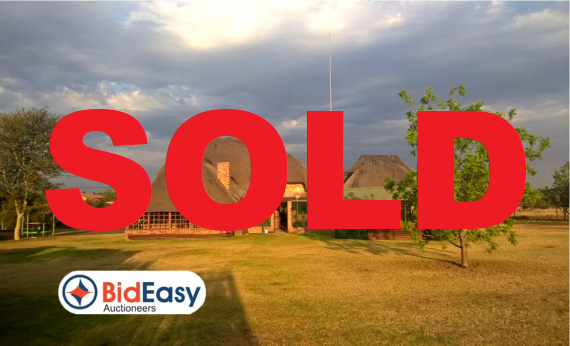 ON AUCTION: FAMILY HOME - GROOTFONTEIN COUNTRY ESTATE, PRETORIA