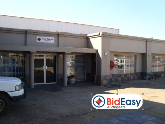 NEAT INDUSTRIAL PROPERTY - MANUFACTURING,  OFFICES,  WAREHOUSE & WORKSHOP