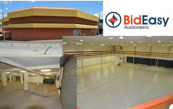 MULTI PURPOSE COMMERCIAL PROPERTY IN SONHEUWEL, NELSPRUIT