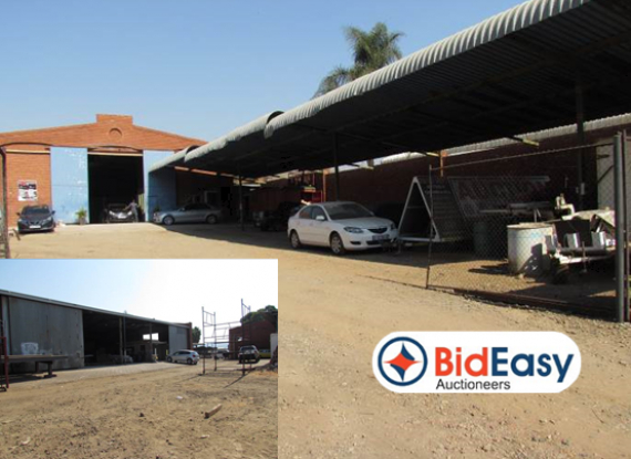 5000m2 COMMERCIAL OPPORTUNITY WITH HIGH EXPOSURE AND VISIBILITY - PRETORIA