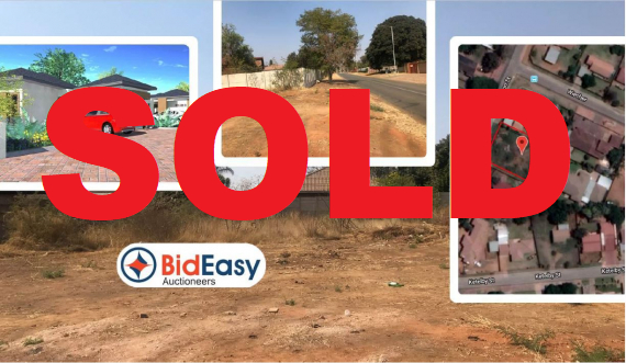 AUCTION: 1000 m2 VACANT STAND WITH APPROVED DEVELOPMENT PLAN - THE ORCHARDS, PTA