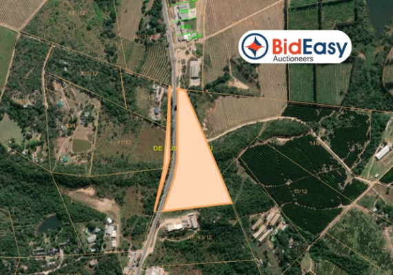 100 000m2 DEVELOPMENT LAND IN URBAN HUB - HAZYVIEW, MPUMALANGA