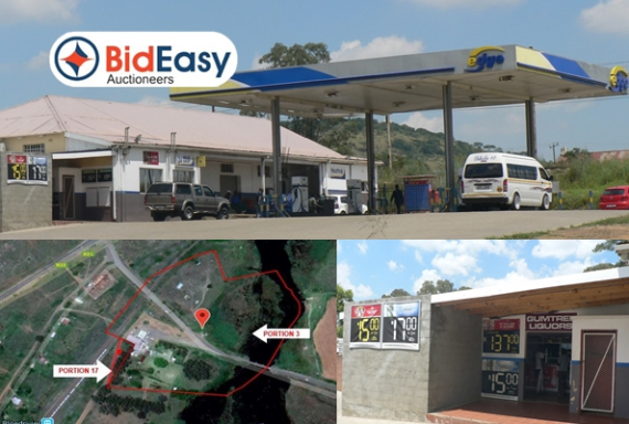 FUEL STATION, RETAIL & COMMERCIAL CENTRE, BLOOD RIVER, KWA-ZULU NATAL
